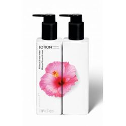 Kinetics HAND & BODY LOTION HIBISCUS & ROSE WATER Odżywczy balsam do rąk i ciała (hibiskus i woda różana)