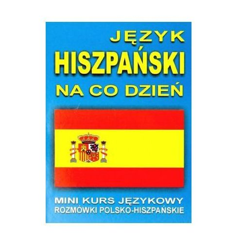 Książki do nauki języka, Język hiszpański na co dzień CD