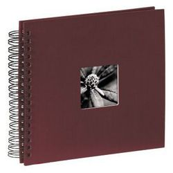 Album fotograficzny HAMA Fine Art 28X24/50 Bordowy