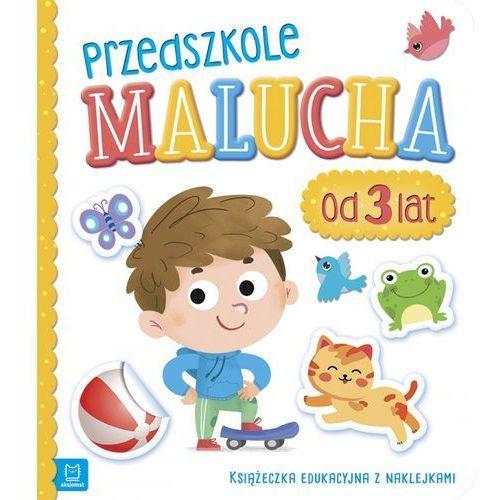 Książki dla dzieci, Przedszkole malucha od 3 lat (opr. broszurowa)