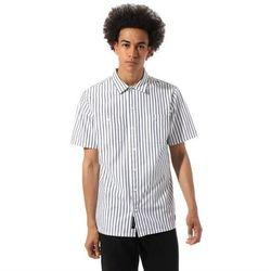 koszula VANS - Mn Rowan Workwear Stripe White/Dress Blues (K9T) rozmiar: L
