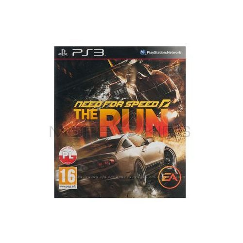 Gry na PlayStation 3, Need for Speed The Run (PS3)