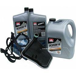 Filtr oraz olej Dextron-VI automatycznej skrzyni biegów AX4S Mercury Sable 1990-2005