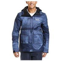 Odzież do sportów zimowych, kurtka BENCH - Interest Dark Navy Blue (NY022)