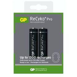 Akumulatory GP ReCyko+ PRO 210AAHCBN-GB2 2000 mAh