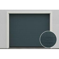 HD01/7016 Brama garażowa segmentowa Antracyt DoorHan