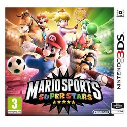 Mario Sports Superstars incl. amiibo card - Nintendo 3DS - Sport
