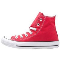 Męskie obuwie sportowe, Converse CHUCK TAYLOR ALL STAR Tenisówki i Trampki wysokie red