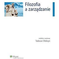 Filozofia a zarządzanie (opr. twarda)