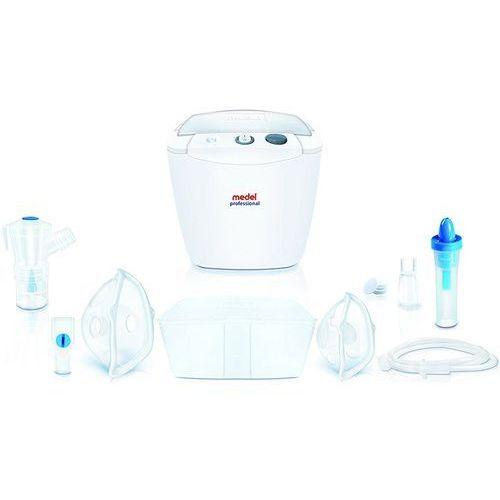 Inhalatory i nebulizatory, Inhalator MEDEL Professional + Zamów z DOSTAWĄ JUTRO! + DARMOWY TRANSPORT!