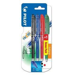 Długopis PILOT FriXion 3 kolory x 0, 5mm +1 Gratis