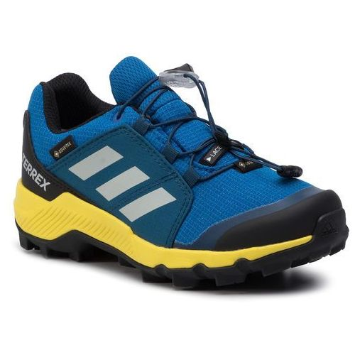 Buty sportowe dla dzieci, Buty adidas - Terrex Gtx K GORE-TEX BC0599 Blubea/Greone/Shoyel