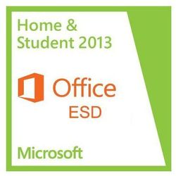 Microsoft Office Home & Students ESD 2013 32/64bit PL Online