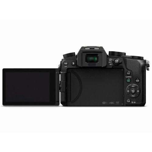 Aparaty kompaktowe, Panasonic Lumix DMC-G7