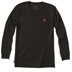 koszulka VANS - Mn Vans X Kyle Walker Off The Wall Ls Black (BLK) rozmiar: XL