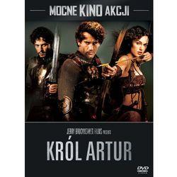 Król Artur (DVD) - Antoine Fuqua OD 24,99zł DARMOWA DOSTAWA KIOSK RUCHU