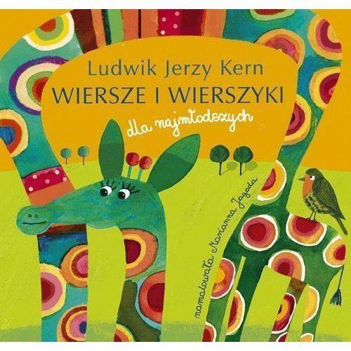Książki dla dzieci, Wiersze i wierszyki dla najmłodszych. Ludwik Jerzy Kern