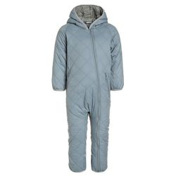 Hust & Claire OUTERWEAR SUIT BABY Kombinezon zimowy blue