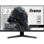 IIYAMA Monitor 27 cali G2740HSU-B1 IPS,FHD,75Hz,1ms(MPRT),HDMI,DP,FreeSync