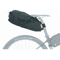 Sakwy, torby i plecaki rowerowe, Topeak BackLoader Torebka podsiodłowa 6l, black 2019 Torebki na sztycę
