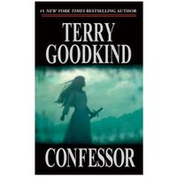 Pozostałe książki, Confessor. Konfessor, englische Ausgabe Goodkind, Terry