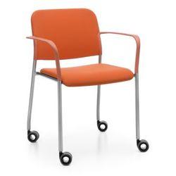 PROFIm Krzesło konferencyjne Zoo 502HC plastik+tkanina