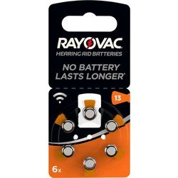 Baterie Słuchowe Rayovac Special 13
