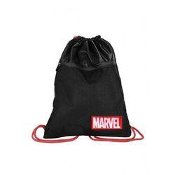 Czarny worek na buty Marvel 2Y38D2 Oferta ważna tylko do 2023-05-29