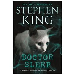 Doctor Sleep - Stephen King (opr. miękka)