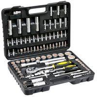 Zestawy narzędzi ręcznych, ZESTAW NARZĘDZIOWY 1/2'', 94 CZĘŚCI / 58683 / VOREL - ZYSKAJ RABAT 30 ZŁ