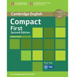 Compact First 2nd Edition. Książka Nauczyciela (opr. miękka)