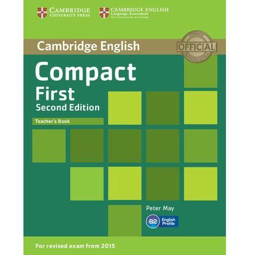Językoznawstwo, Compact First 2nd Edition. Książka Nauczyciela (opr. miękka)