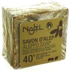 Mydło z Aleppo 40% 185g