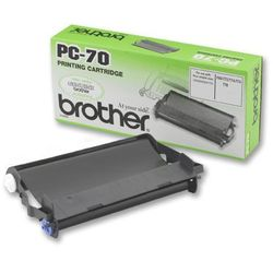 Brother folia termotransferowa Black PC-70, PC70