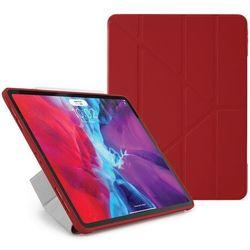 """Pipetto Origami Obudowa Ochronna do iPad Pro 12.9"""" (2020) / iPad Pro 12.9"""" (2018) (Red)"""