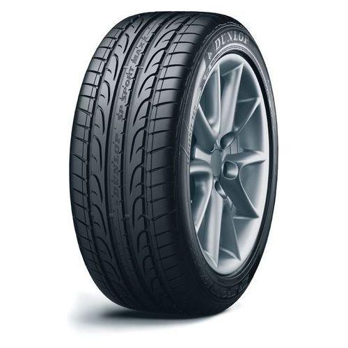 Opony letnie, Dunlop SP Sport Maxx 255/40 R20 101 W