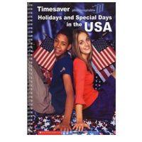Książki do nauki języka, Timesaver: Holidays and Special Days (opr. miękka)