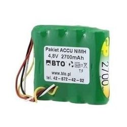 Akumulator NiMH AA 4.8V 2.7Ah 4S1P