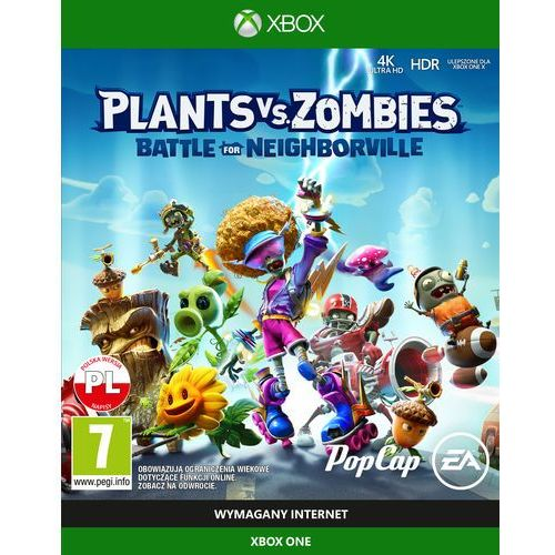 Gry na Xbox One, Plants vs. Zombies Garden Warfare (Xbox One)