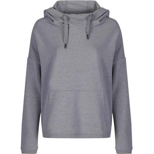 Bluzy damskie, bluza BENCH - Original Mid Grey Marl (GY001X) rozmiar: XS