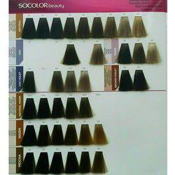 Matrix Socolor Beauty pielęgnująca farba do włosów odcień 5M (Light Brown Mocha) 90 ml