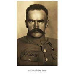 Plakat A3 - Józef Piłsudski – VM – 1920 r. GPlakJP04