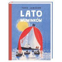 Książki dla dzieci, Lato Muminków (opr. twarda)