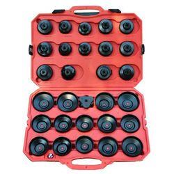vidaXL Zestaw kluczy do wymiany filtra oleju (31 części)
