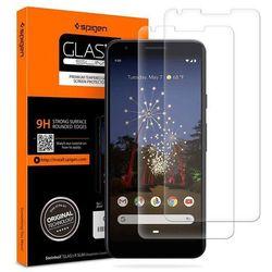 Szkło Hartowane Spigen Glas.Tr Slim 2-Pack Google Pixel 3a Xl