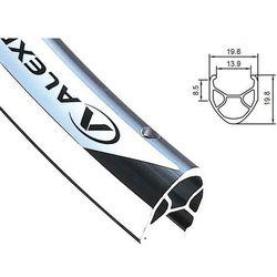 ALX-R45032S Obręcz AlexRims R450 28'' 32H CNC srebrna