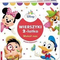 Książki dla dzieci, Disney Wierszyki 2-latka (opr. twarda)
