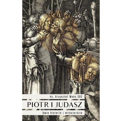 Książki religijne, Piotr i Judasz (opr. miękka)