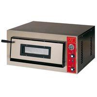 Piece i płyty grzejne gastronomiczne, Piec do pizzy jednokomorowy GGF E-Line 4x30 STALGAST 781501