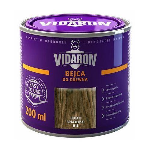 Podkłady i grunty, Bejca do drewna Vidaron heban brazylijski 0,2 l